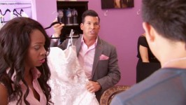 Will David be able to pull off his first ambush wedding without Oksana finding out?
