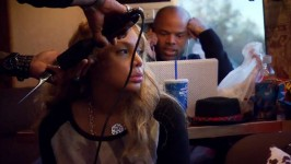 Tour life isn't easy, but Tamar was born to do this.