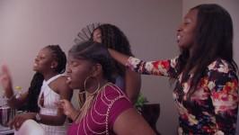 Tamar is twerkin' extra hard for the Lord.