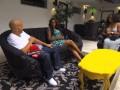 Coko, Taj and Cory discuss Lelee's decision