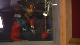Khyrie gets the chance to lay down a rap for one of SWV's tracks.