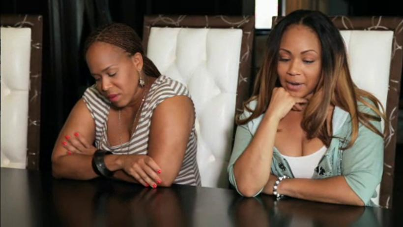 Sparks fly when Mary Mary's estranged manager shows up at Erica's door