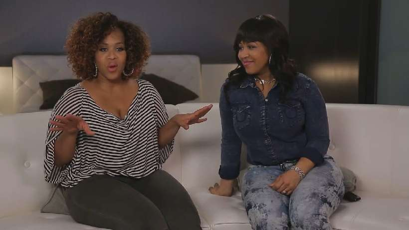 Love is in the Air on this week's episode of Mary Mary