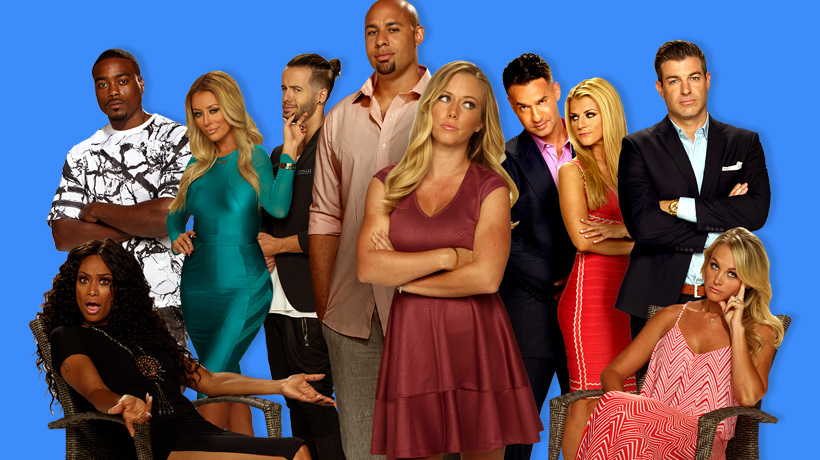 Marriage Boot Camp: Reality Stars Family Edition 2018 ...