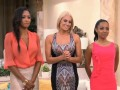 Which one of the three ladies has captured Shawn's heart? Here are some of their best moments from this season