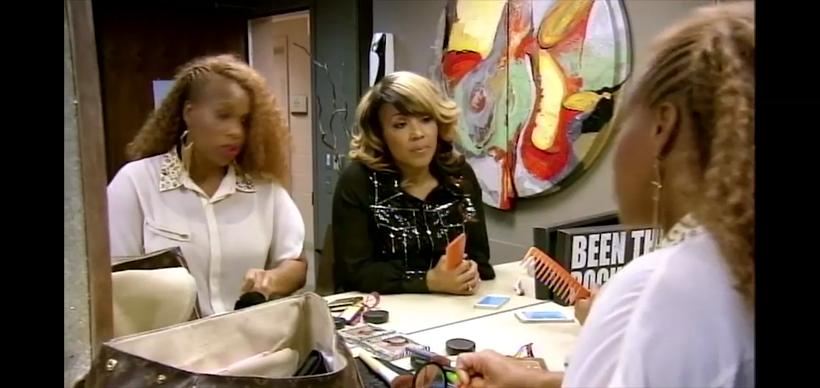 While Tina keeps pushing for a Mary Mary reunion, Erica is having doubts