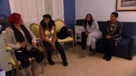 The battle between Gabe and Trina gets heated and the sisters come together when Ms. E has her surgery