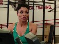 Dedra & LaKenya work out and dish about Dedra's relationship with Mushiya