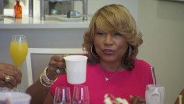 Mama E is just saying it all on Braxton Family Values