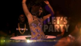 Get the party started with Towanda on Braxton Family Values