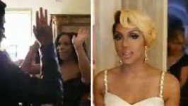 Tamar takes you behind the scenes of her new video If I Don't Have You