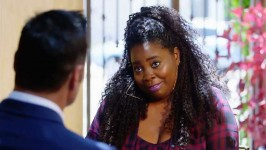 Kim and Jonathan's potential partnership falls apart when Kim finds out about the terms of his business proposal