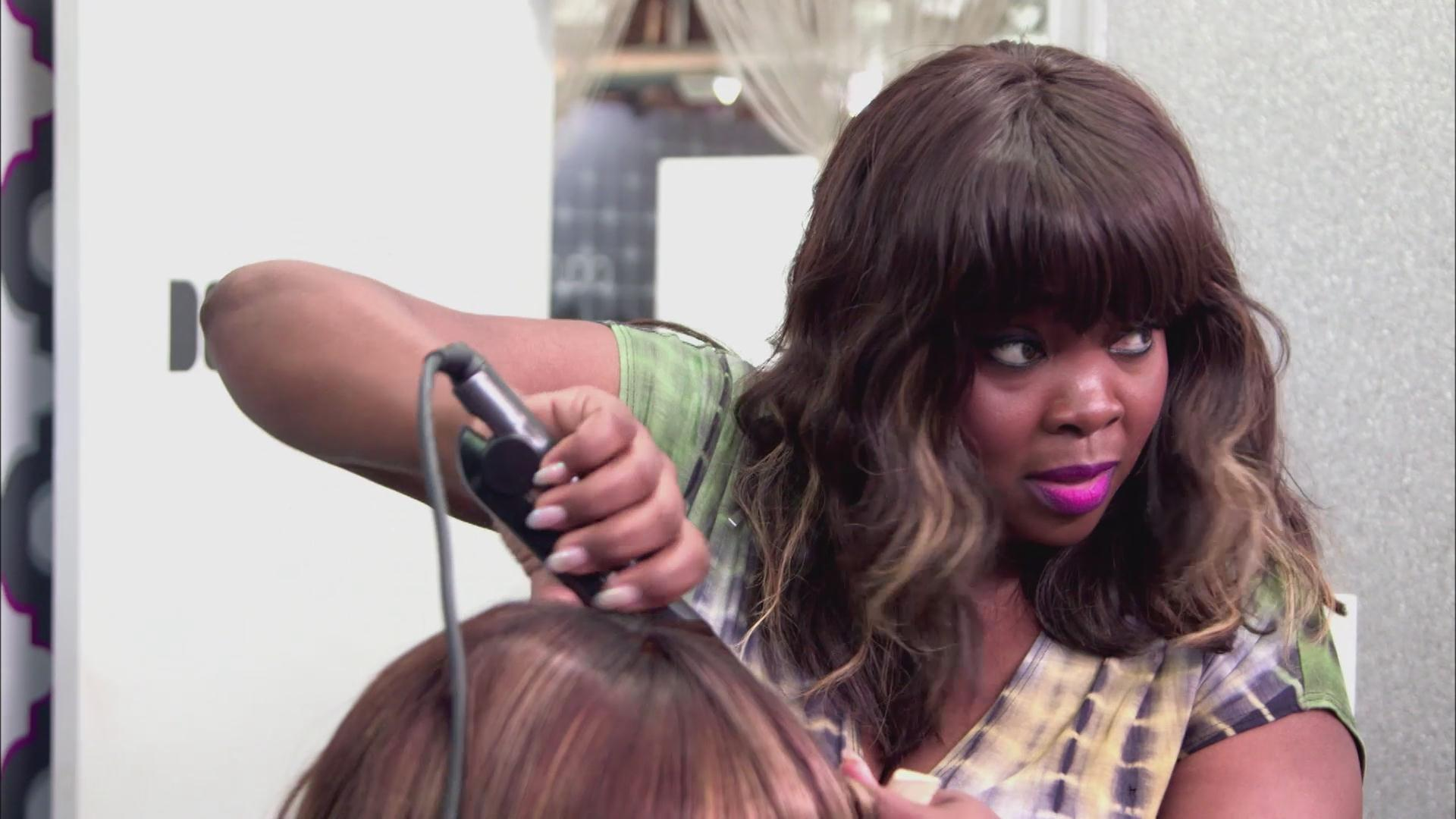 La Hair Misster Rays Reality Wrap I Snatched Your Weave And