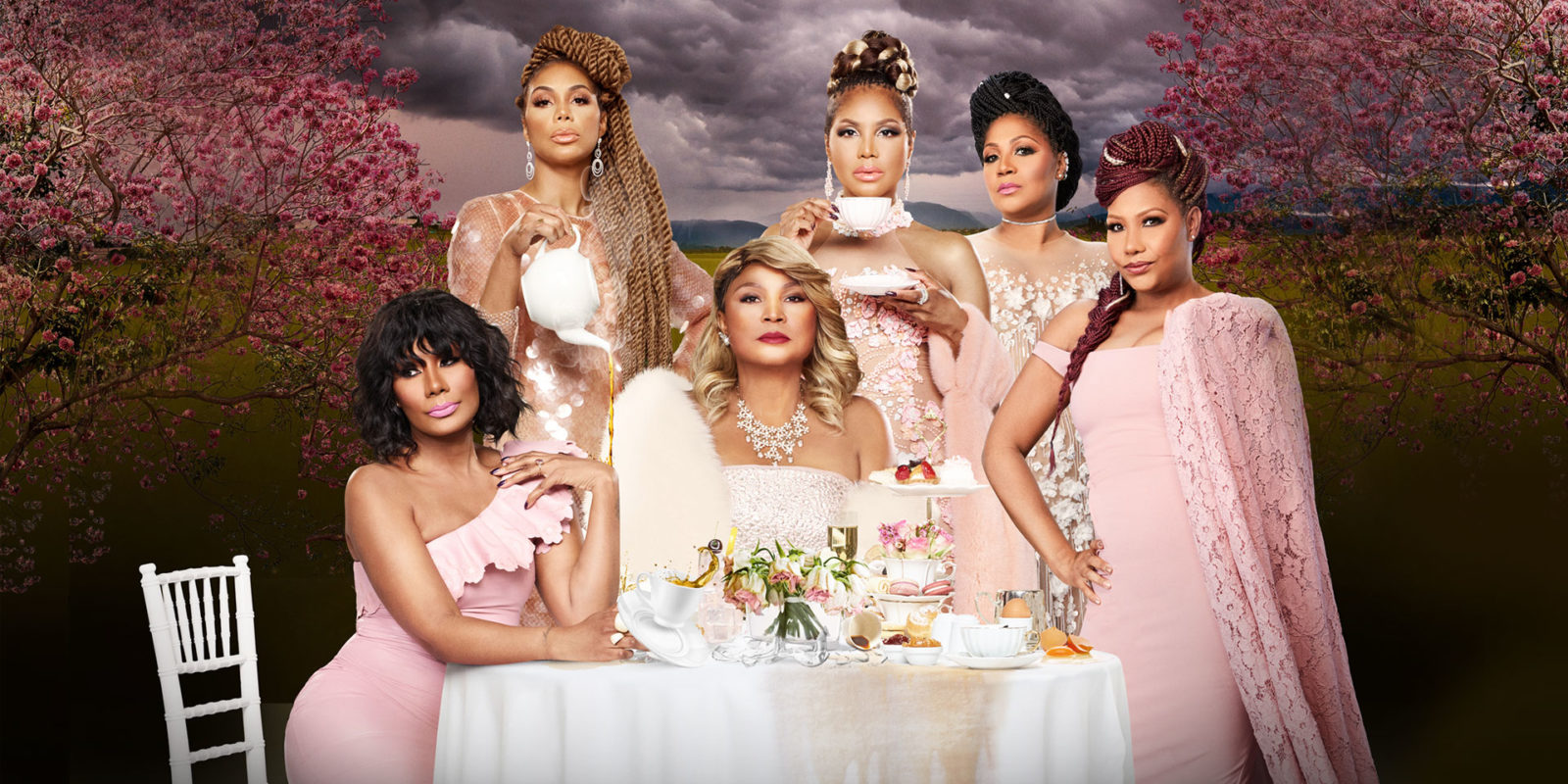 Tamar Braxton Shocks Sisters With Divorce In the Sneak Peek of 'Braxton Family Values' Sneak Peek