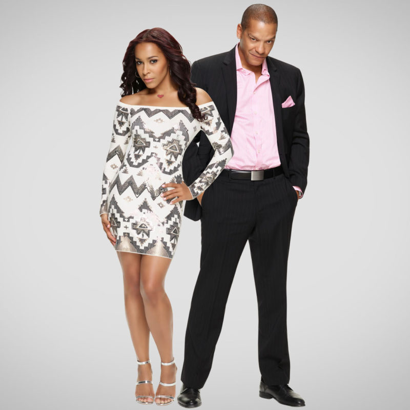 Amina and Peter Gunz
