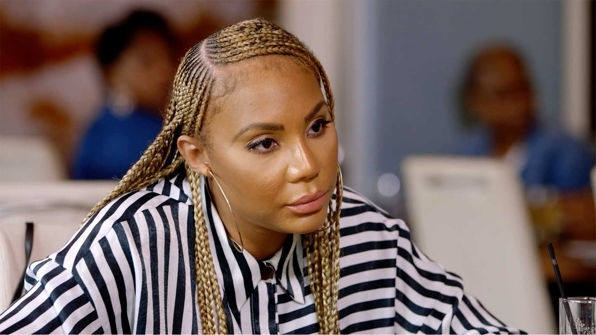 Tamar Braxton With Box Braids Tamar Vince Why The New