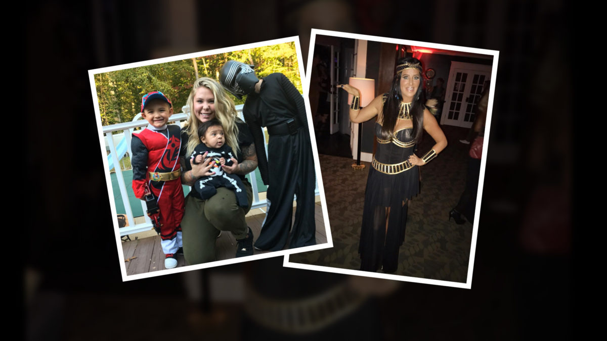 we tell all – which we tv celebs killed the halloween costume game