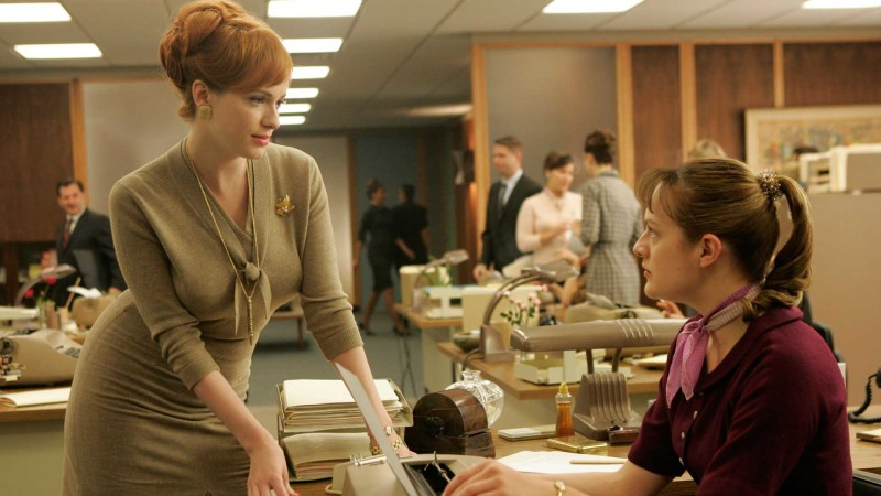 The Glamour of Advertising: Inside Mad Men