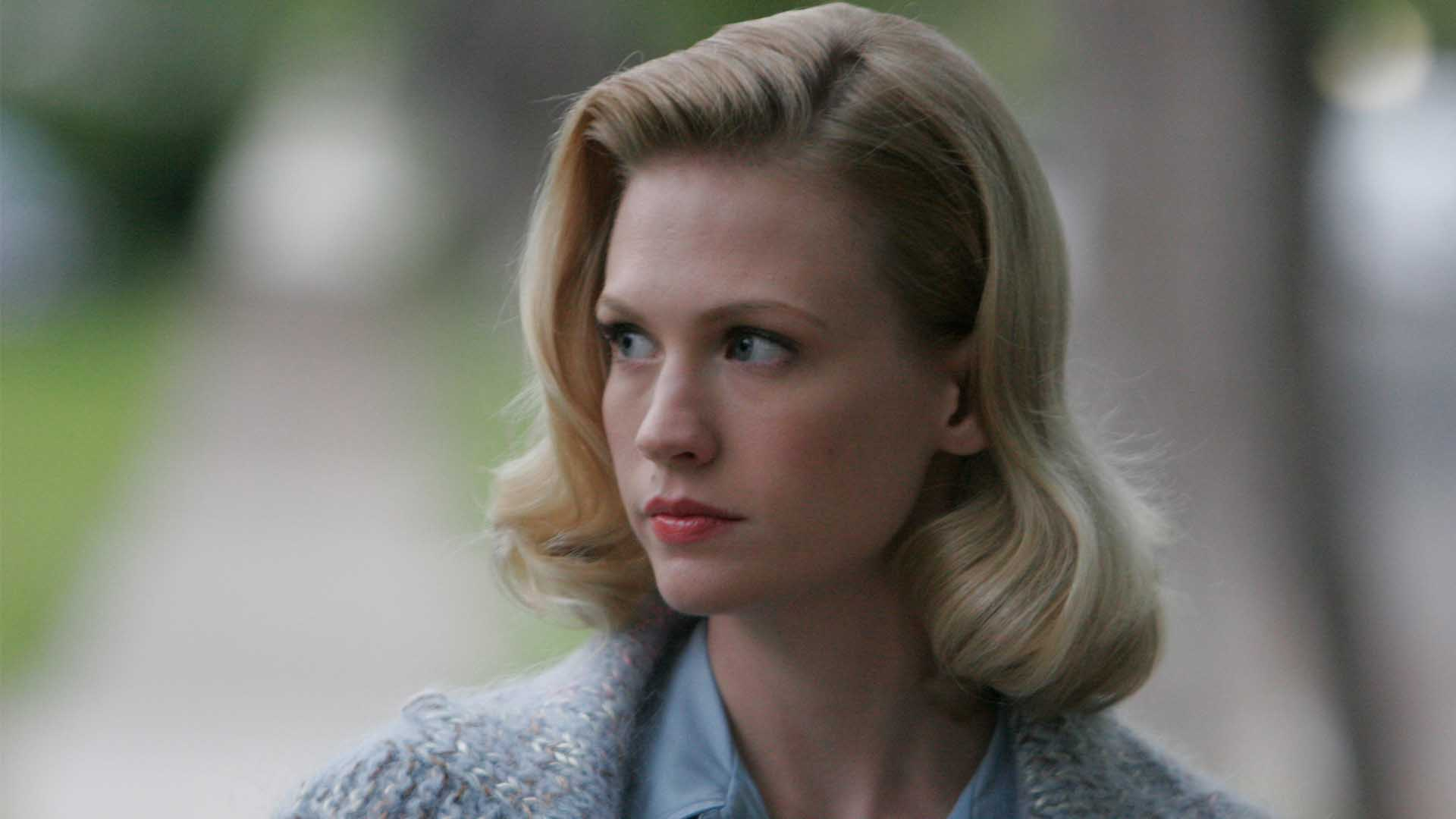 Women Hairstyles: Women's Hairstyles: Inside Mad Men