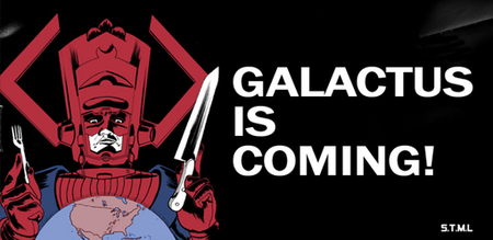 Galactusiscoming