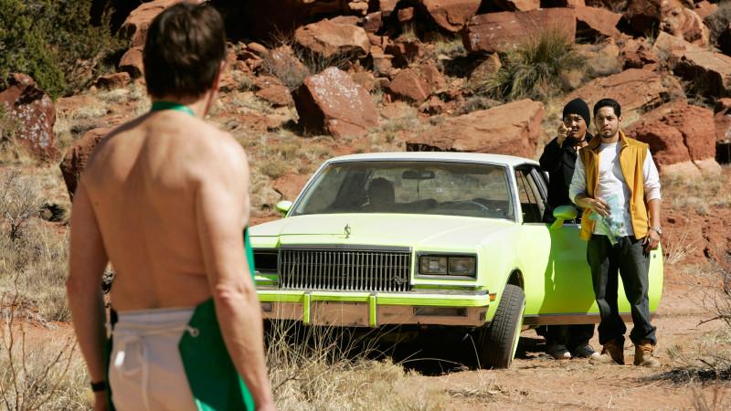 Breaking Bad: Desert