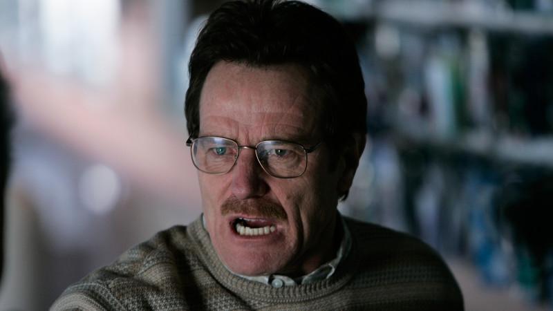 Walter White Part 1: Making Breaking Bad