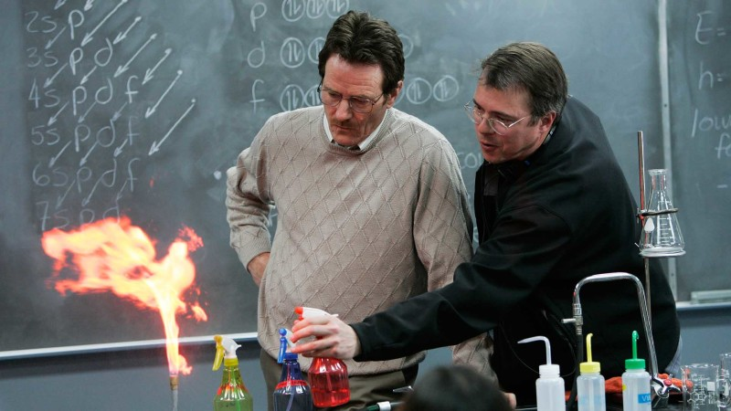 Part 3: Making of Breaking Bad