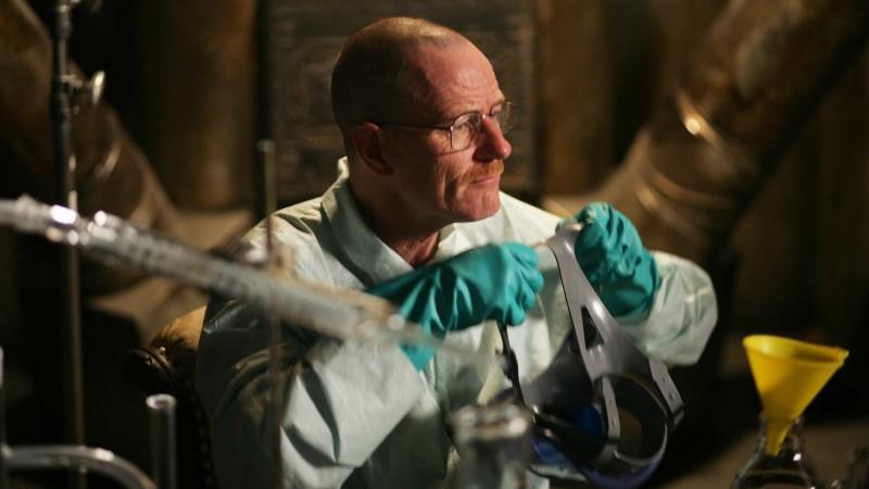 Walt Goes Bald: Inside Breaking Bad