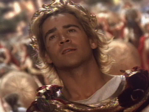 Video Extra - Oliver Stone on Colin Farrell as Alexander - AMC