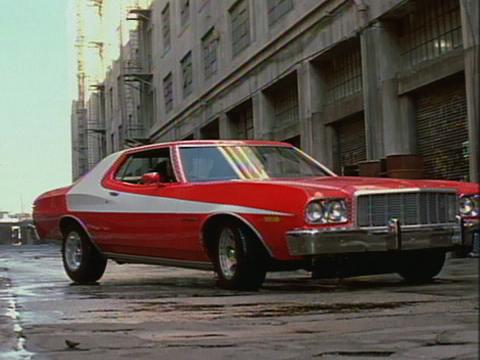 Video Extra Starsky Hutch The Car Amc