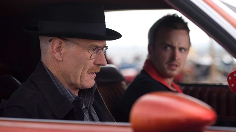 Locked in the Trunk: Inside Breaking Bad