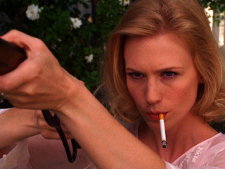 Ten Most Shocking Moments in Mad Men: #9 Betty Shoots the Pigeons