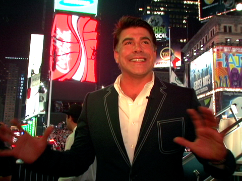 Season 3 Premieres in Times Square: Mad Men