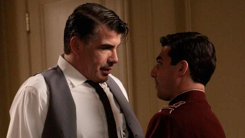 Talked About Scene Episode 301 Mad Men: Salvatore Romano and the Bellhop