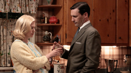 Talked About Scene Episode 303 Mad Men: Betty Draper on Pre-Natal Care