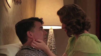 Talked About Scene Episode 304 Mad Men: Sal and Kitty Discuss What's Wrong