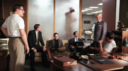 Talked About Scene Episode 306 Mad Men: The Aftermath