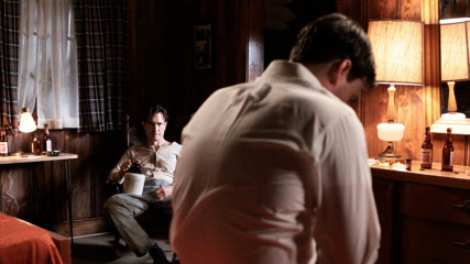 Talked About Scene Episode 307 Mad Men: Don Picks up Two Hitchers