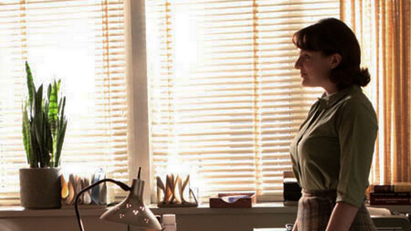 Talked About Scene Episode 312 Mad Men: Peggy Gets A Call
