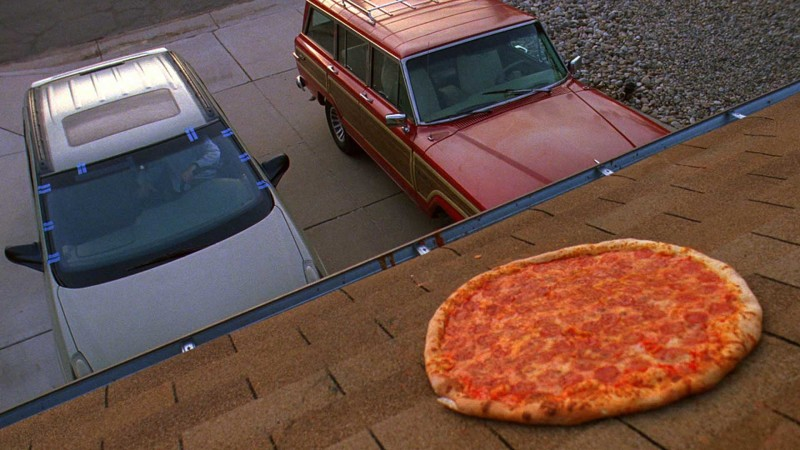 Talked About Scene Episode 302 Breaking Bad: Walt Delivers A Pizza