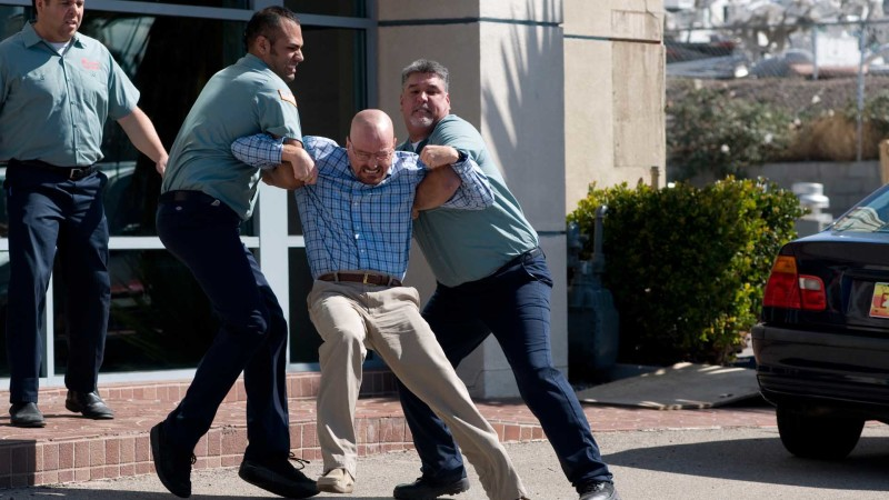Talked About Scene Episode 304 Breaking Bad: Walt Confronts Ted