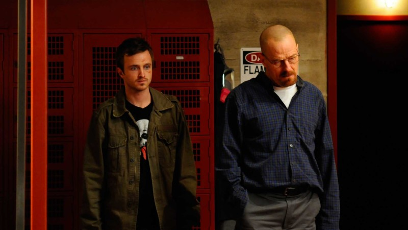 Talked About Scene Episode 310 Breaking Bad: Walt Faces A New Adversary