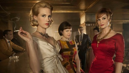 The Women of Mad Men Answer Fan Questions
