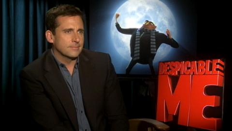 Video Extra Behind The Scenes Of Despicable Me With Steve Carell