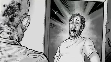 Motion Comic: The Walking Dead