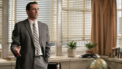Jon Hamm on His Father On-Air Promo: Mad Men