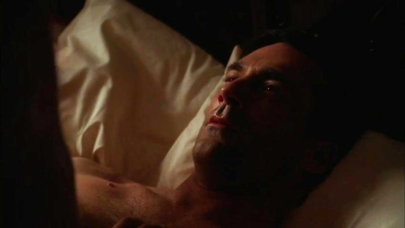 Talked About Scene Episode 401 Mad Men: Don Draper Likes it Rough