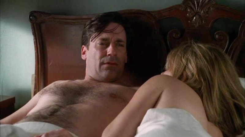 Talked About Scene Episode 406 Mad Men: Don's Lost Weekend