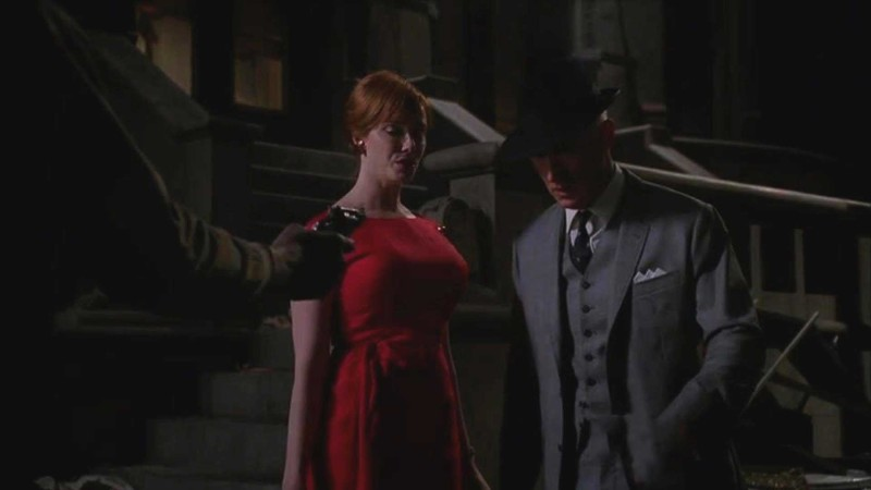 Talked About Scene Episode 409 Mad Men: Roger & Joan Give It Up
