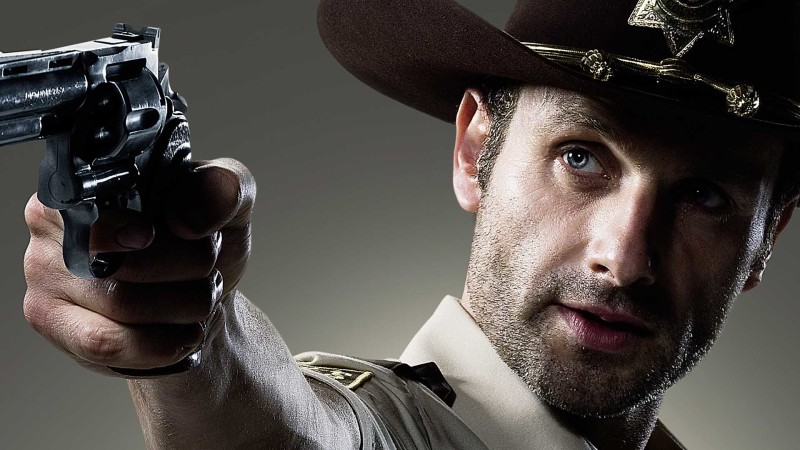 Who is Rick Grimes?: The Walking Dead